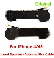 antenna assembly - Cheap Original Black Loud speaker Ringer Buzzer With Antenna Flex Cable Assembly For iphone G S Replacement Repairs