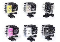 Wholesale Sports Camera SJ4000 HD Camera Diving P M quot View Mini DV action camera