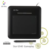 Wholesale XP Pen G540 x inch Graphic Drawing Tablet Pen Tablet for OSU with Battery free stylus Gameplay