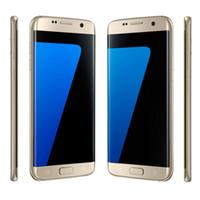 S7 dual Smartphone MTK6580 GooPhone núcleo de 5.1 pulgadas con el envío libre de WiFi 3G del teléfono celular de DHL original logotipo de 512MB 4GB Android GooPhone s7