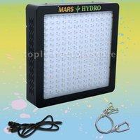 Wholesale MarsHydro LED Grow Lights W True Watt IR Full Spectrum Free Hanging Kit For Hydroponics Stock in USA UK AU RU
