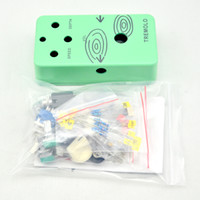 Wholesale Build New DIY Tremolo Effects Pedal Unassembled Kit Your Assemble