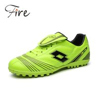 artificial sports turf - artificial turf soccer shoes for man new slip resistant Artificial turf football shoes chaussure sports boots