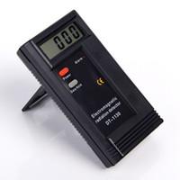 Wholesale DT Electromagnetic Radiation Detector Hz MHz EMF Meter Tester Electronics Gadgets