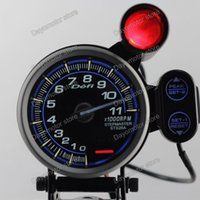 Wholesale 86 mm DEFI Link Meter Advance C2 Series Auto Gauge Tachometer Gauge RPM with shift Light