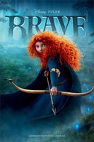 american country awards - Brave The th Academy Awards Movie Poster Home Decoration Art Silk Wall Poster High quality Picture Silk Poster x36inch