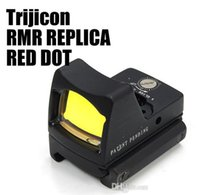 Wholesale Trijicon Style RMR RM01 Red Dot Reflex Sight MOA Red Dot