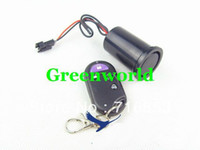 Wholesale Electric bike Scooter v v Battery battery box remote control security alarm adjustable sensitivity