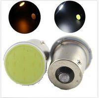 acura pricing - 50PCS White S25 BA15S COB SMD LED Tail Signal Backup Stop Light Bulbs price