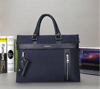 Wholesale Men s bag handbag business casual Oxford cloth briefcase