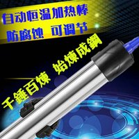 Wholesale Risheng RS W W stainless steel explosion proof electric heating rods heating tube heater thermostat