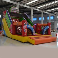 beautiful backyards - Heath Indoor Sport Inflatable Side Toy Indian Inflatable Obstacle Side Beautiful Inflatable Slide Product for Customized