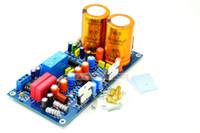 al por mayor ne5532 dual-NE5532 tablero del amplificador preamplificador FH-TDA7293 TDA7294 + NE5532 / TDA7293 Doble Canal +