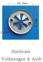 automotive hardware fasteners - Hardware For Volkswagen amp Audi Snail Fastener Metal Car Fastners Auto Plastic Fasteners Automotive Clips