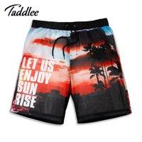bermuda shorts suit - Men Shorts Bermuda Surf Boardshorts Swim wear Swim suit Men Sport Beach Shorts Casual Quick Drying Boxer Trunks Shorts Nylon