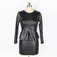 Wholesale Women Clothing Dresses NIght Black