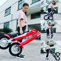 Wholesale New Foldable Electric Scoot lithium battery Hoverboard smart balance scooter foldable sakteboard