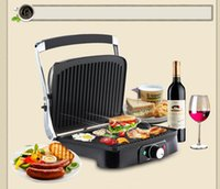 Wholesale Hot Selling Electric Breakfast Panini Grill sandwich press panini grill