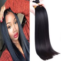 arrival hair pieces - New Arrival Indian Virgin Hair Straight Bundles Unprocessed A Grade Colour B Remy Human Hair Weave Queen Hair Extension Products