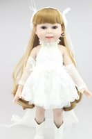 american made dolls - Very Lovely inch Reborn American Girl Doll As The Best Gift For Kids Made From Full Vinyl With Beautiful Clothes And Shoes