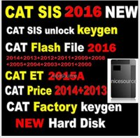 Wholesale for CAT SIS new ET A ET Factory Passowrd Price List new ET Flash Files IN ONE NEW HDD