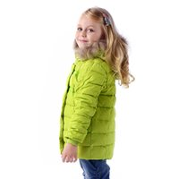 Wholesale 2016 Down jacket for girl Winter jackets winter suits Wint jackets girls Kids coat Colors Factory direct saleerBeautiful children