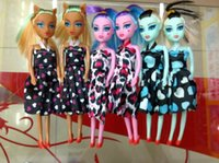 Wholesale HOT NEW toys lovely gost monsteer fashion dolls for children gift the first prince sofia doll girl gift toys inch