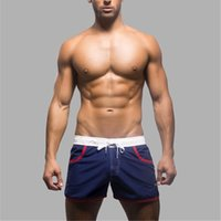 Wholesale Bath Brand Man Costumes Board Short Swim For Swimming Beach Male Shorts Beach Shorts Couple Shorts Man Swimming Trunks