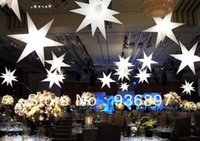 Wholesale decoration stage inflatable star