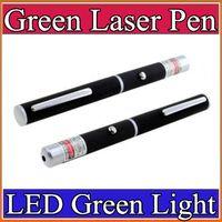 Wholesale 5mW nm Green Red light Laser Pen Beam Laser Pointer Pen For SOS Mounting Night Hunting teaching Xmas gift Opp Package DHL