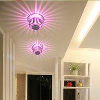 aluminum hallway - Novelty Ceiling Lighting V W aluminum Lantern LED Ceiling Lamp ktv bar decoration Corridor Lights Hallway Lamp
