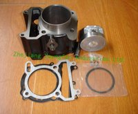 Wholesale 70mm Cylinder piston ring gasket kit for Scooter Majesty YP250 LINHAI VOG LH170MM Xingyue XY260T EcoPower ATV250