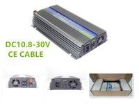 Wholesale 1000W solar GRID TIE INVERTER AC110V or V DC10 v MPPT home PV system