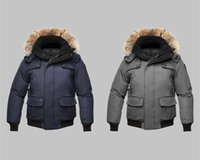 authentic bomber jacket - Cheap New Men s Bomber Navy Jackets Authentic Down Jacket Warmth Coats Mixed order