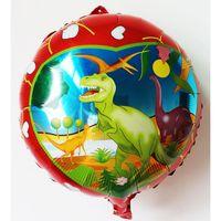 baby walking toy - 50pcs walking balloon my own pet dinosaur party decoration baby kids chinlren s birthday Toy Gift dinosaur balloons foil