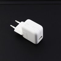 Wholesale EU US UK Plug V A USB Port OEM W V Mains travel Wall Charger Adapter For iPad iPad Mini