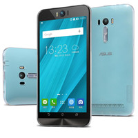asus pdas - asus pda Nillkin For Asus ZenFone Selfie ZD551KL Ultra Thin Slim Cover Hight Quality Soft TPU Back Case for Asus ZenFone Selfie ZD551KL