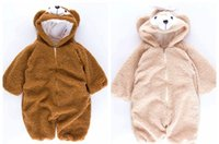 baby dee - cute Children s wear Super Moe Dee Duffy Xiong Maomao conjoined baby dress baby romper clothing pajamas cute animail s baby kids clothing