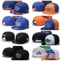 adult florida - NCAA Snapbacks Florida Gators Caps NCAA Florida Hats Baseball Caps Multi Colors Free Size