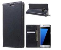 apple moon - DHL FEDEX Original Case For Samsung Galaxy S Edge MERCURY GOOSPERY Blue Moon PU Leather Wallet Cover Case for Galaxy S7 Edge G935