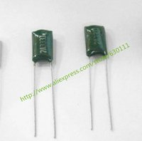 Wholesale Mylar Film Capacitor V A333J uF nF A333 Polyester Film capacitor