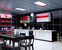 Панель решетки Цены-Светодиодные фонари интегрированный потолок панели освещения. Встроенные светодиодные панели Потолочные светильники. Потолок решетка люминесцентная лампа минималистский стиль