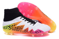 Wholesale 2016 original Superfly FG CR7 Football Boots Men Soccer Shoes Botas Futbol Hombre Outdoor Soccer Cleats Soccer Boots