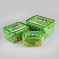 airtight container set - Chinese Factory YOOYEE Brand Item515 Housewares in Set Plastic Airtight container with Locking Lids