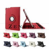 Wholesale 360 Rotating PU Leather Case Cover Stand For Apple iPad mini Premium Quality