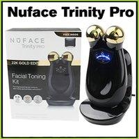 mia 2 - Nuface Trinity PRO K Gold Facial Toning Kit Limited Edition Skin Care Device VS Alpha Fit Mia8 Mia Mia Fit DHL Shipping