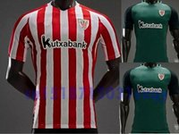 Wholesale New Athletic Bilbao Retro athletic bilbao shirt athletic bilbao football shirt in stock