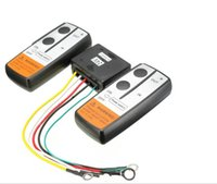 Wholesale 24V Ft Wireless Remote Controller Recovery about feet m Winch Crane Twin Handset Kits