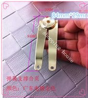 Wholesale Furniture fittings hinge bracket supporting iron sheet seven words T words R spring hinge