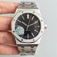 Wholesale high quality famous brand AAUDEMARS PPIGUET Royal Oak men luxury automactic Stainless Steel Watch